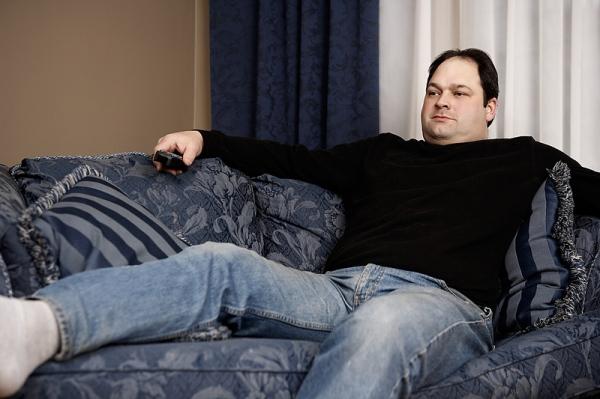guy sitting